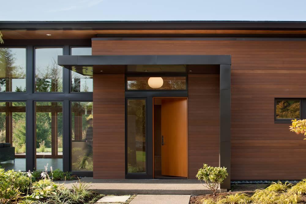 18 Fresh House Entrances Houses Interior Design