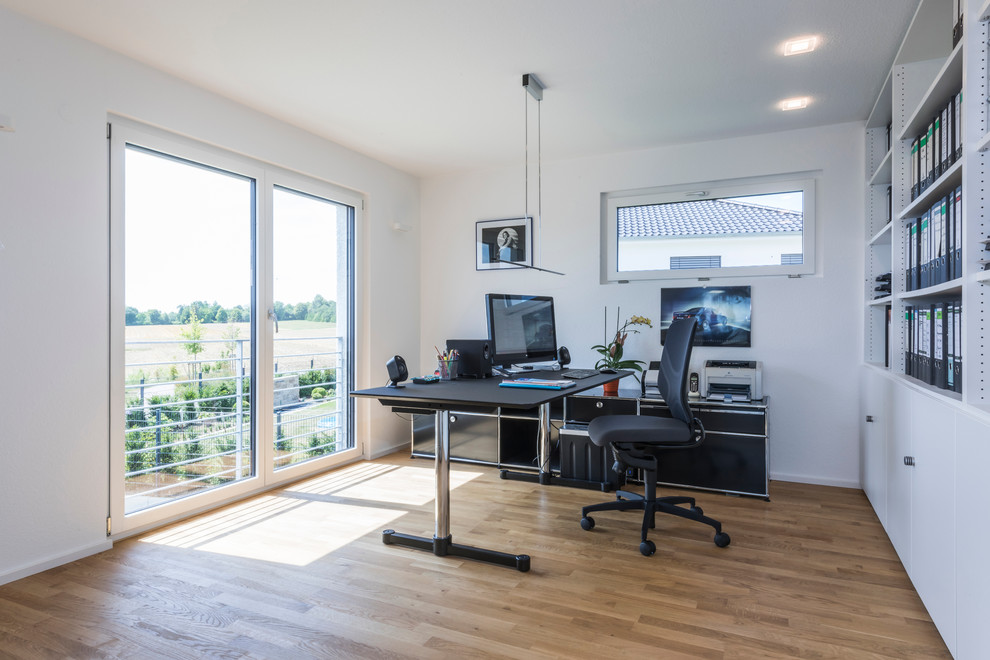 home office design 16 stimulating modern home office designs that will boost 13338