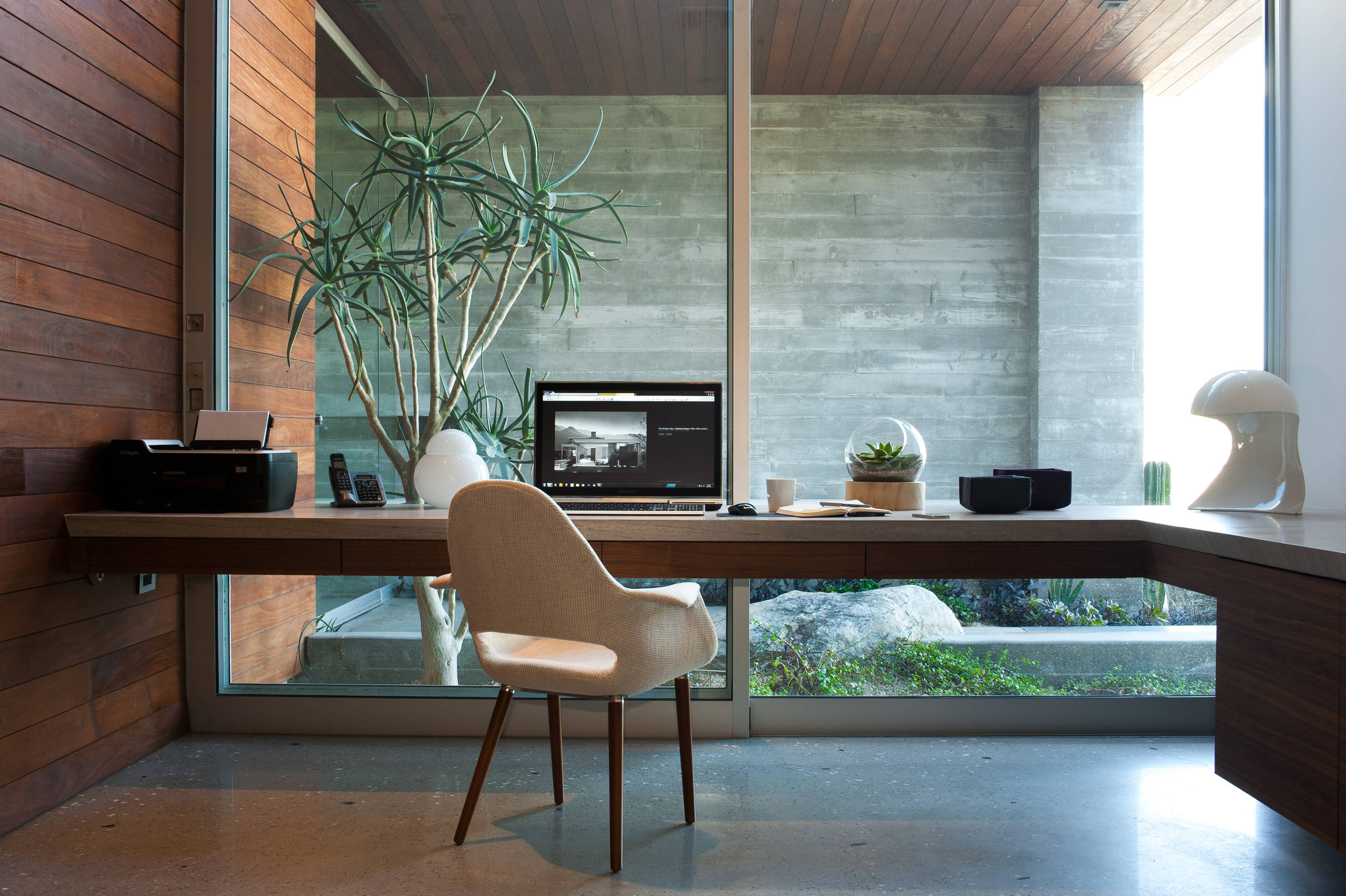 16 Stimulating Modern Home Office Designs That Will Boost Your ...