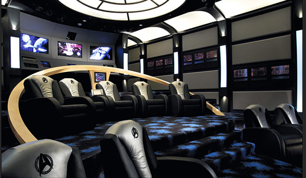 17 High-Tech Home Cinema Designs That Will Make You Say Wow