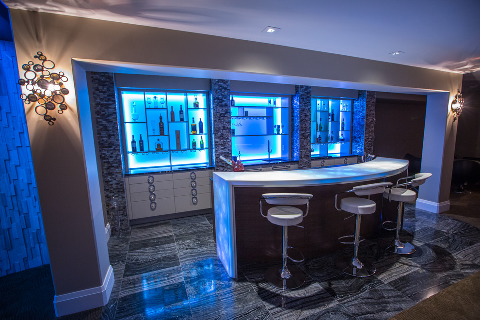 17 fabulous modern home bar designs you 39 ll want to have in Residential bar design ideas