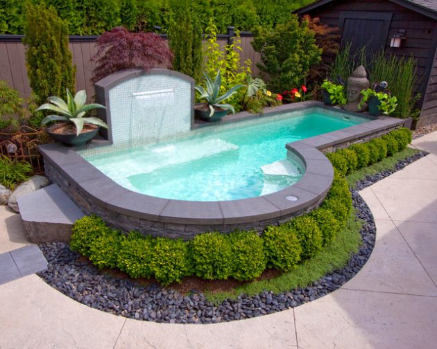 20 divine free form swimming pool designs that will amaze you - Free Form Swimming Pool Designs