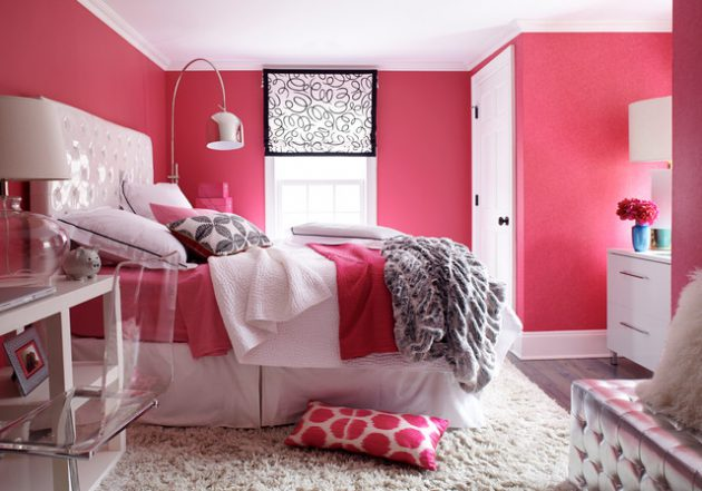 19 Marvelous Child S Room Ideas With Pink Walls