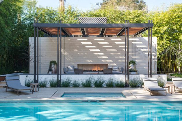 18 Dazzling Modern Swimming Pool Designs   The Ultimate Backyard Refreshment