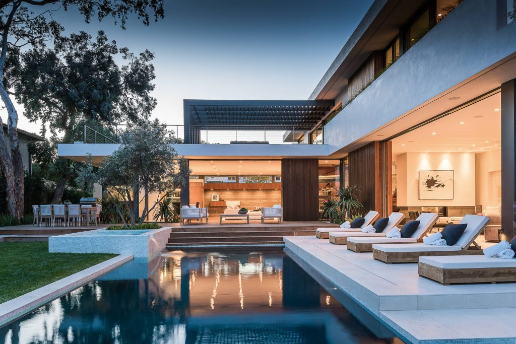 18 Dazzling Modern Swimming Pool Designs - The Ultimate ... on Modern Small Backyard Ideas id=36352