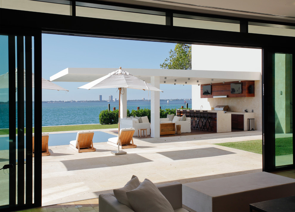 18 Spectacular Modern Patio Designs To Enjoy The Outdoors on Modern Patio Ideas id=31291