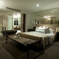 19 Outstanding Master Bedroom Designs With Bathroom For Full Enjoyment
