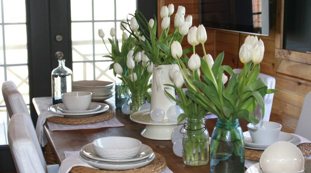 4 Easy Steps To Refresh The Look Of Your Dining Room