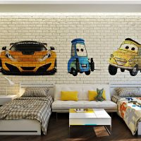 16 Captivating Child's Room Designs With Brick Walls