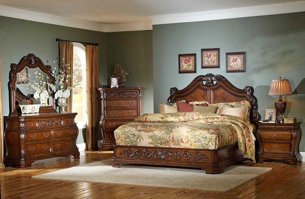 18 Striking Victorian Bedroom Designs That Will Leave You