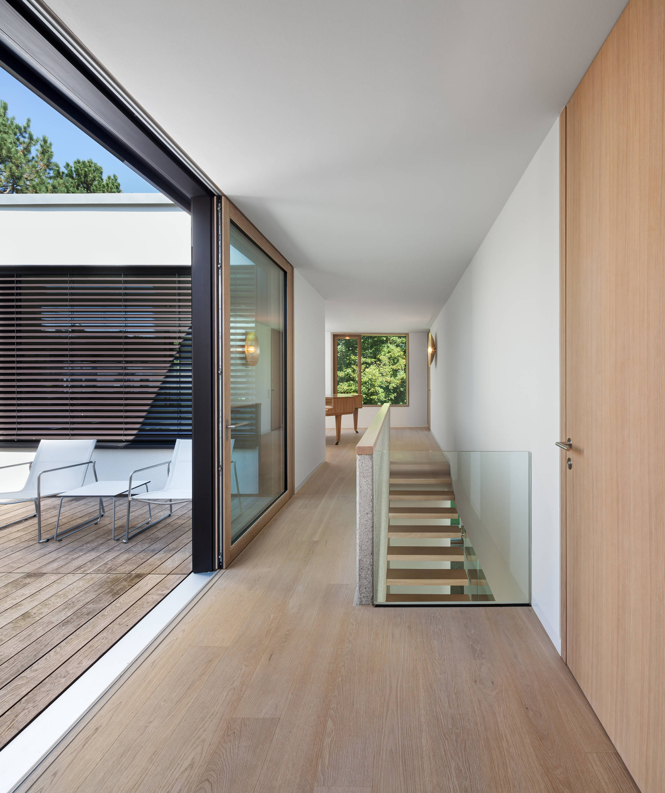 Modernhome Ideas: 20 Remarkable Modern Hallway Designs That Will Inspire You
