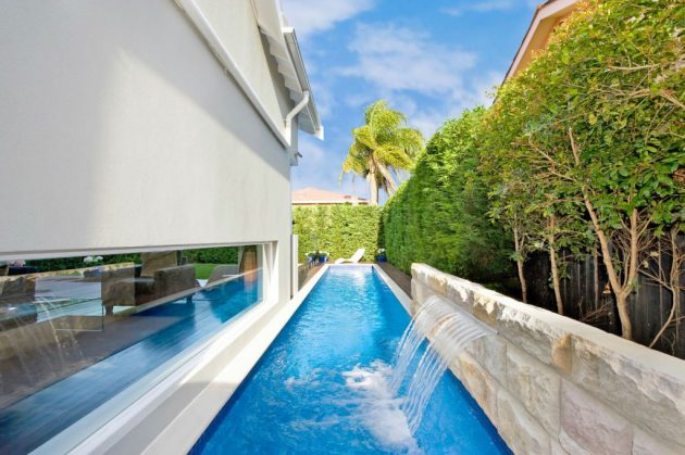 Spectacular Narrow Swimming Pool Designs That Will Amaze You