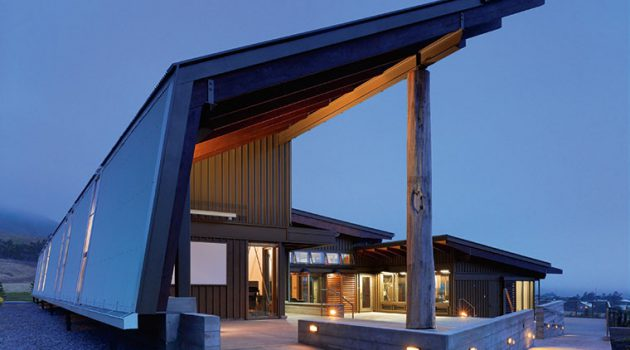 A Look at Living Buildings