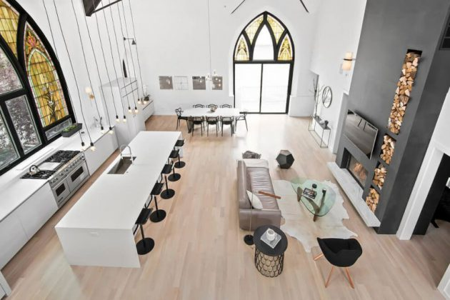 5 Most Amazing Church Conversions That Will Leave You Without Words