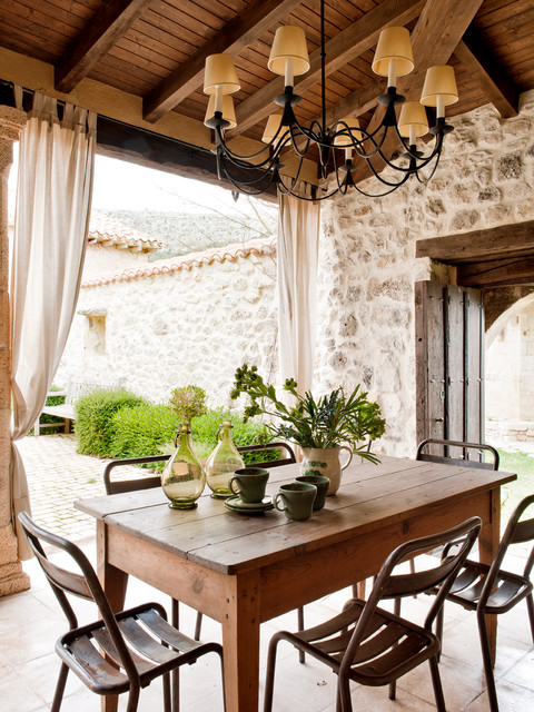 16 Gorgeous Mediterranean Terrace Designs Where You Can Enjoy Every Day