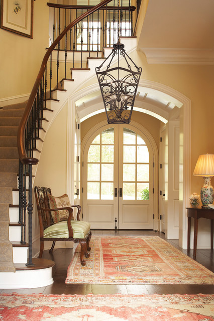 Traditional Foyer Xl : Traditional foyer designs that will impress you