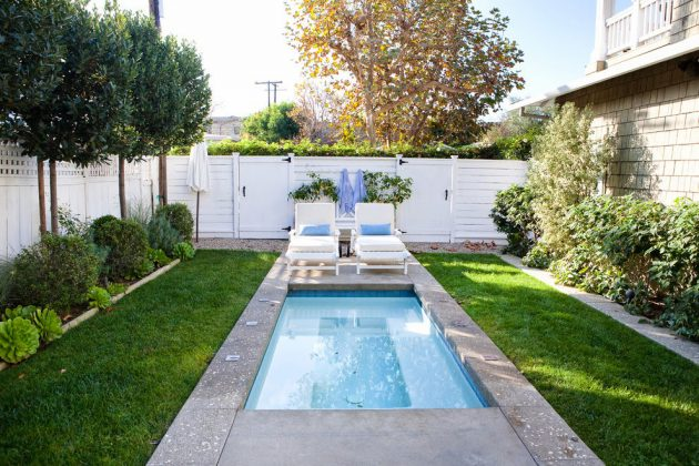 17 Spectacular Narrow Swimming Pool Designs That Will Amaze You