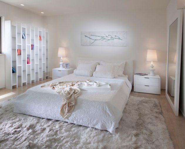 17 beautiful bedroom rug designs that you need to see Bedroom Rug Design