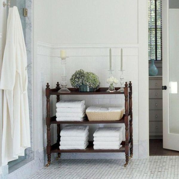 Jars For Bathroom Storage Shelves