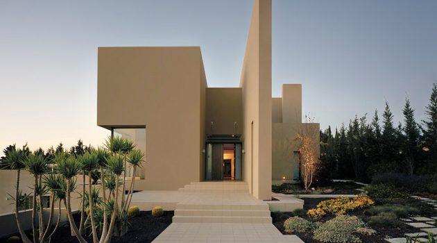 A Modern Masterpiece – The Abu Samra House by Symbiosis Designs LTD In Jordan