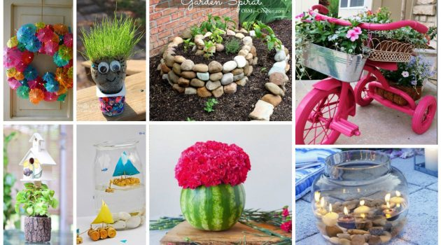 18 Truly Inspiring DIY Summer Decorations To Freshen Up Your Home Decor