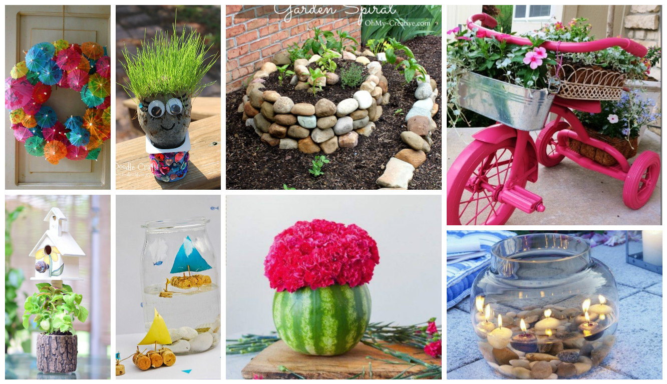 18 Truly Inspiring DIY Summer Decorations To Freshen Up