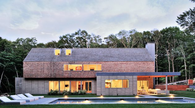 Qual Hill Residence by Bates Masi Architects
