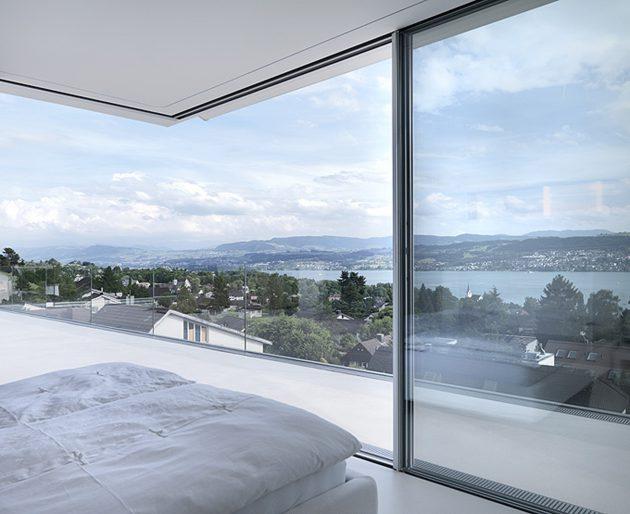 The Feldbalz House by Gus Wüstemann Architects in Zurich