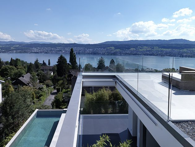 The Feldbalz House by Gus Wüstemann Architects in Zurich