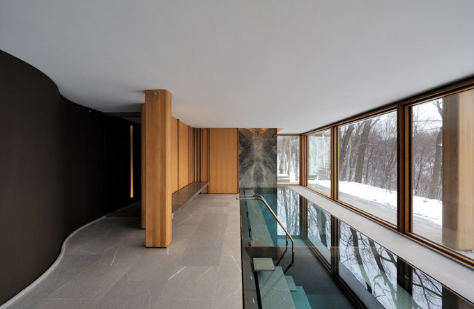 The Integral House In Toronto By Shim Sutcliffe Architects Home Design Ideas