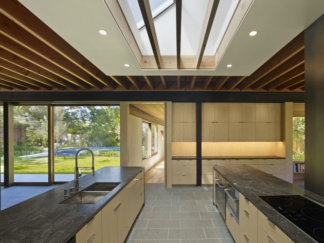The Low/Rise House - A Sustainable House By Spiegel Aihara Workshop