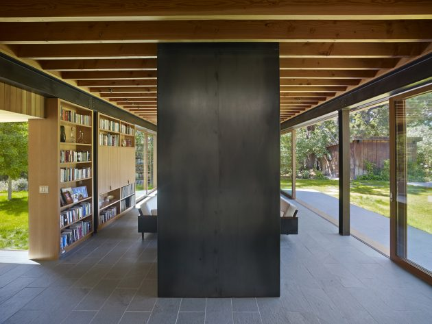 The Low/Rise House   A Sustainable House By Spiegel Aihara Workshop