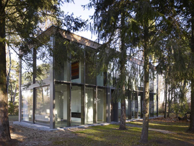 The Minimum House By Scheidt Kasprusch Architekten In Klausdorf