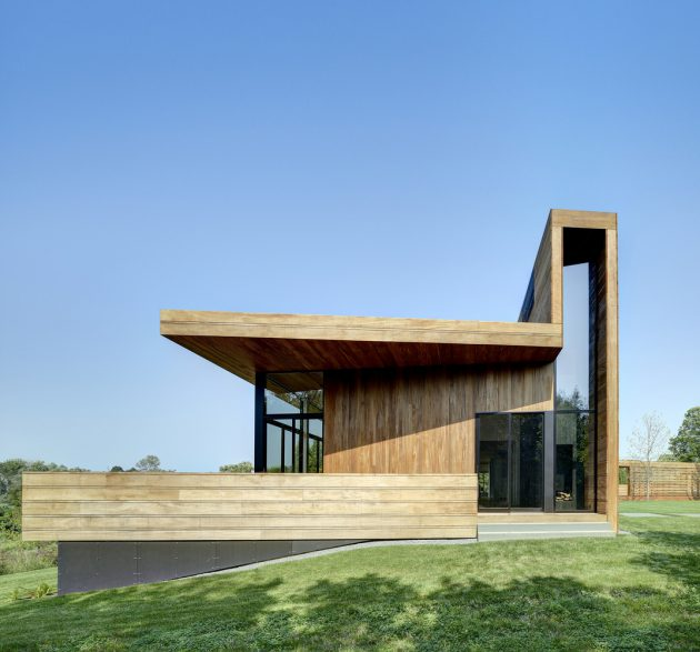 The Mothersill Residence by Bates Masi Architects