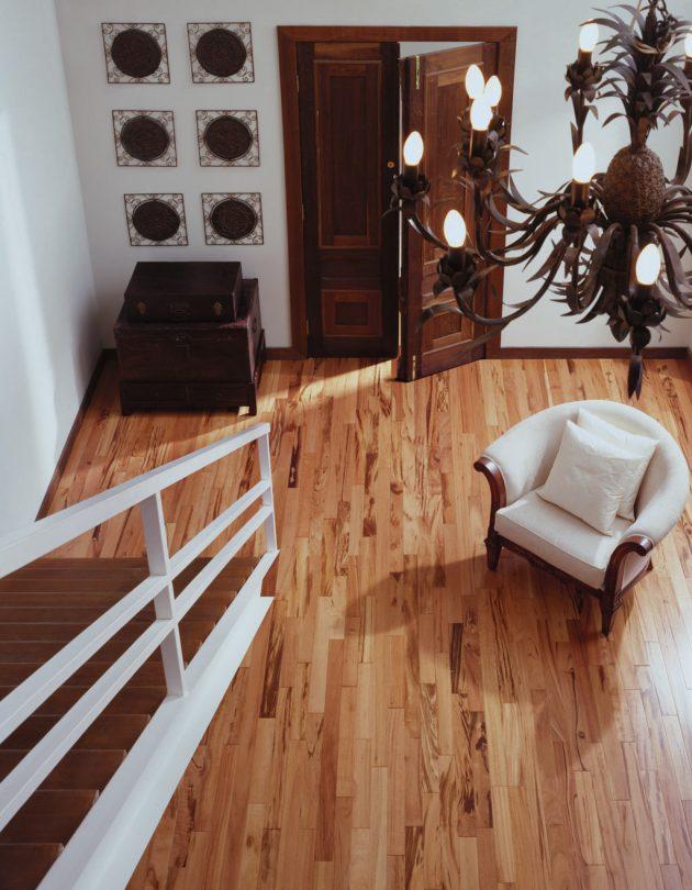 Dark Wood Floors Living Room Furniture