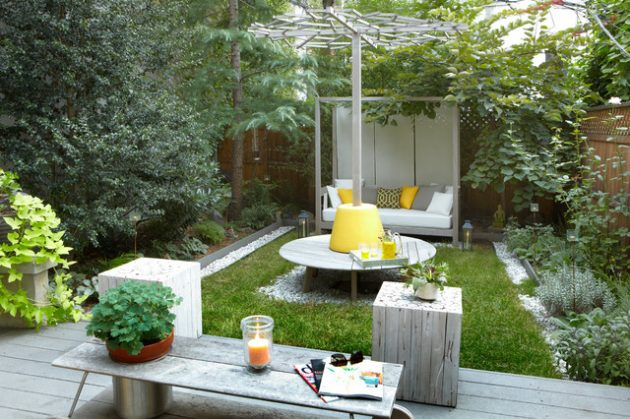 17 Astounding Small Backyard Ideas That Are Worth Stealing