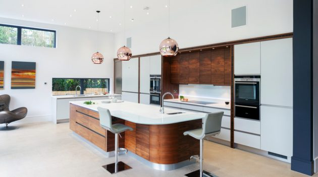 16 Super Functional Ideas For Decorating Large Kitchen