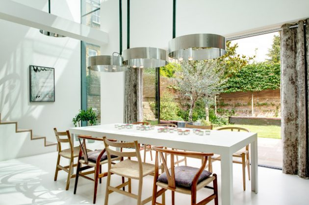 17 Gorgeous Contemporary Dining Room Designs That Follow The Latest Trends