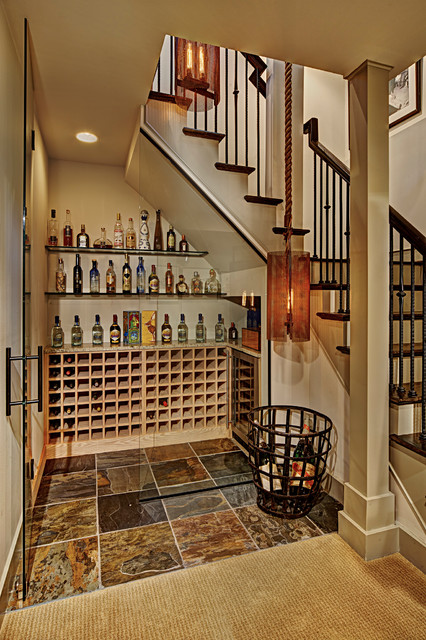 16 Functional Wine Cellar Designs To Clever Use Of The