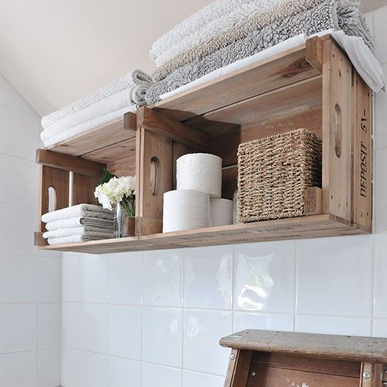 20 Super Amazing Ideas For Repurposing Old Crates That Are Worth Stealing