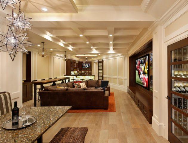 18 Super Smart Options For Basement Remodeling