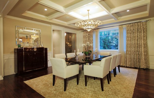 90 Stunning Dining Rooms With Chandeliers Pictures: 17 Eye-Catching Ceiling Designs To Spruce Up The Look Of