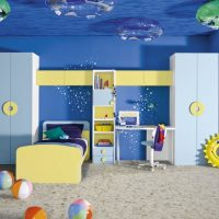 16 Joyful Child's Room Designs With Blue & Yellow Tones