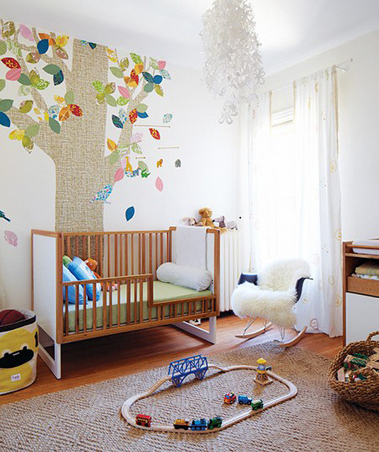 19 Adorable Ideas For Decorating Small Nursery