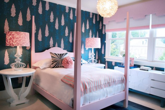 17 Attractive Ideas For Decorating Teen Girl's Room That Will Delight You