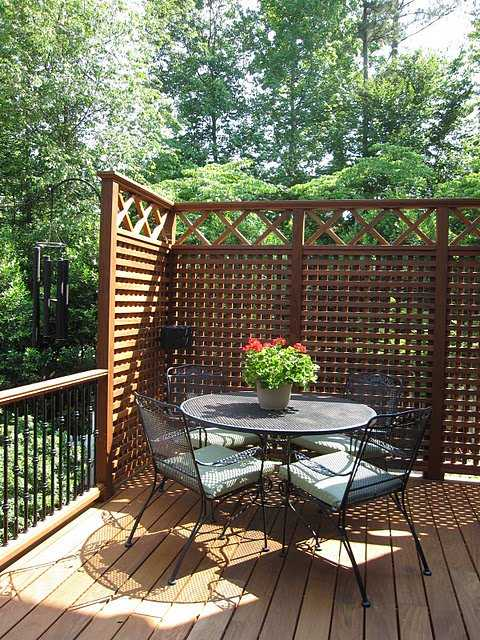 17 creative ideas for privacy screen in your yard for Privacy screen ideas for backyard
