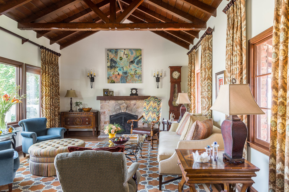 15 Beautiful Mediterranean Living Room Designs You Ll Love