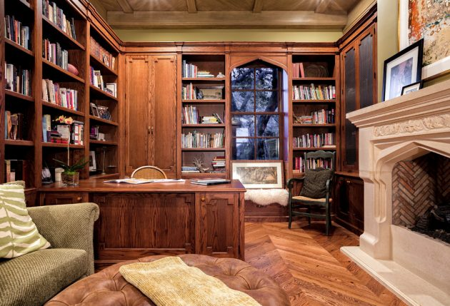 15 Stunning Mediterranean Home Office Designs Youre Going To Love
