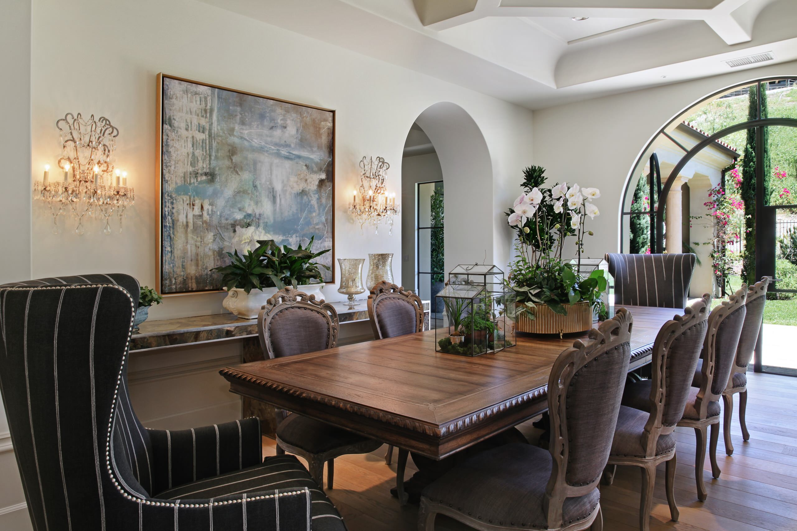 dining room ideas 16 absolutely gorgeous mediterranean dining room designs 5581