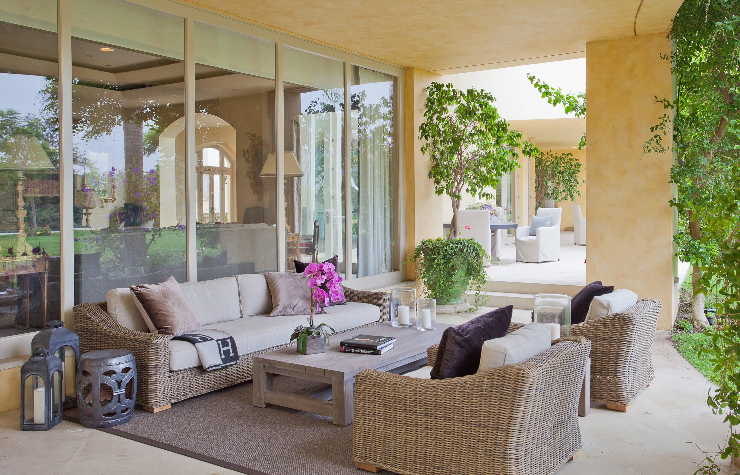 Beautiful Patio Beautiful Mediterranean Patio Designs That Will Replenish Your Energy